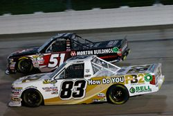 Harrison Burton, Kyle Busch Motorsports Toyota, Mike Senica, PB2 Powdered Peanut Butter Chevrolet Silverado