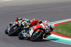 Lorenzo Savadori, Milwaukee Aprilia World Superbike Team, Alex de Angelis, Pedercini Racing