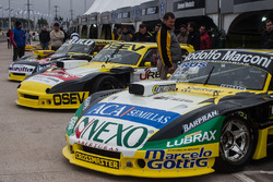 Omar Martinez, Martinez Competicion Ford, Mauricio Lambiris, Martinez Competicion Ford, Emanuel Moriatis, Martinez Competicion Ford