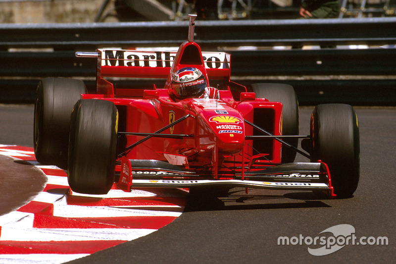 #23 GP de Monaco 1997