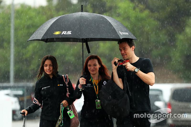 Гран Прі Іспанії. Джоліон Палмер, Renault Sport F1 Team