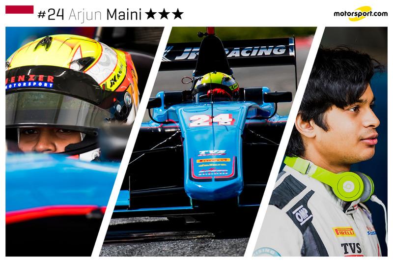 Arjun Maini - 19 ans