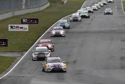 Florian Thoma, Liqui Moly Team Engstler, VW Golf GTI TCR führt