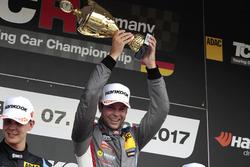 Podium: 1. Niels Langeveld, Racing One, Audi RS3 LMS