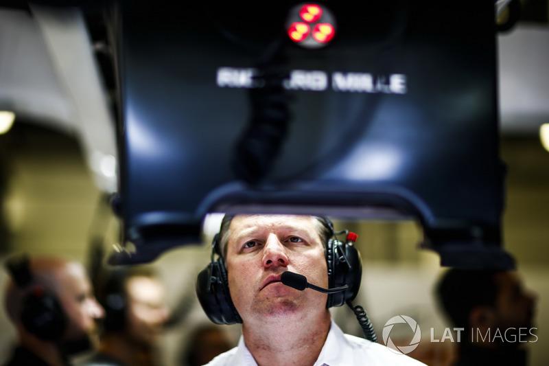 Zak Brown, McLaren