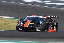 Lamborghini Huracan-S.GT3 #62 Antonelli Motorsport: Veglia-Valente