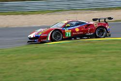 №71 AF Corse Ferrari 488 GTE: Давиде Ригон, Тони Виландер