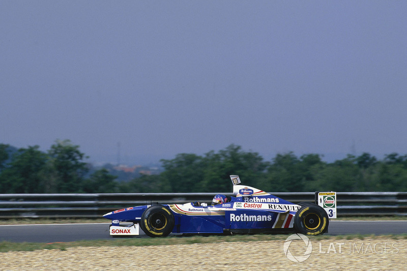 1997: Jacques Villeneuve, Williams FW19 Renault