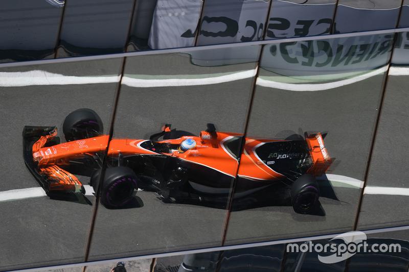 Verlierer: McLaren & Honda