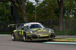 Porsche 997 GT3 R #88, Ebimotors: Venerosi-Baccani