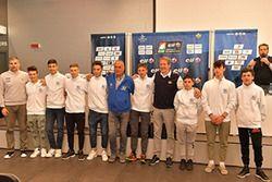 I piloti del progetto 3570 Talenti Azzurri FMI