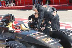 Ivan Bellarosa, Avelon Formula, Wolf GB 08 Evo-CNT