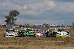 Omar Martinez, Martinez Competicion Ford, Mauro Giallombardo, Werner Competicion Ford, Alan Ruggiero