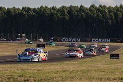Gabriel Ponce de Leon, Ponce de Leon Competicion Ford, Sergio Alaux, Donto Racing Chevrolet, Emilian