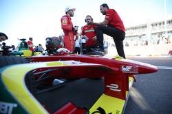 Daniel Abt, ABT Schaeffler Audi Sport avec Thomas Biermaier