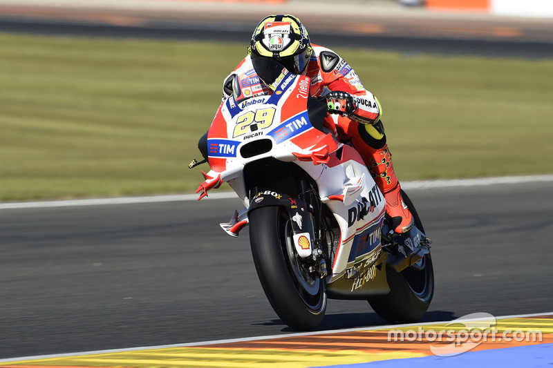 2016: Andrea Iannone, Ducati Team