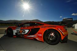 #60 DPO, McLaren 650S GT3: Nathan Morcom