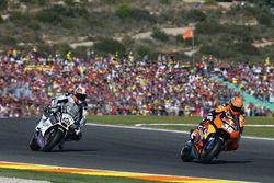 Mika Kallio, Red Bull KTM Factory Racing, Yonny Hernandez, Aspar Racing Team