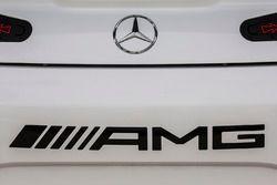 Detalle del Mercedes AMG GT3