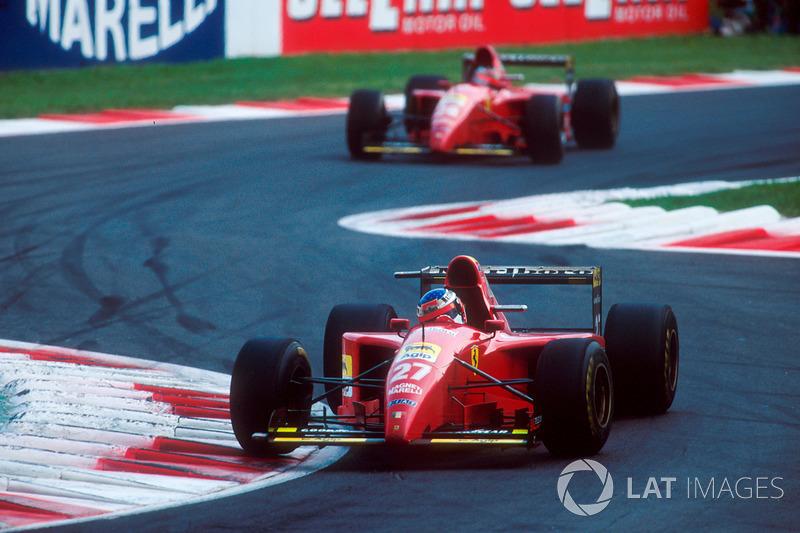 GP Italia 1995: una maldita cámara