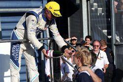 Podium: third place Jason Plato, Team BMR Subaru Levorg