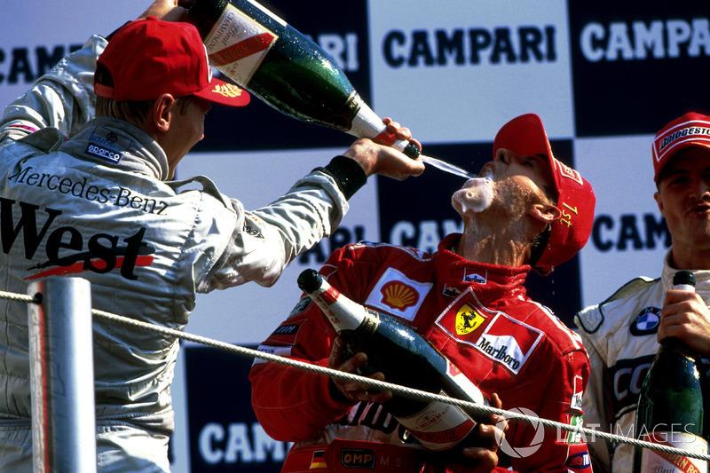 2000 : Michael Schumacher, Ferrari F1-2000