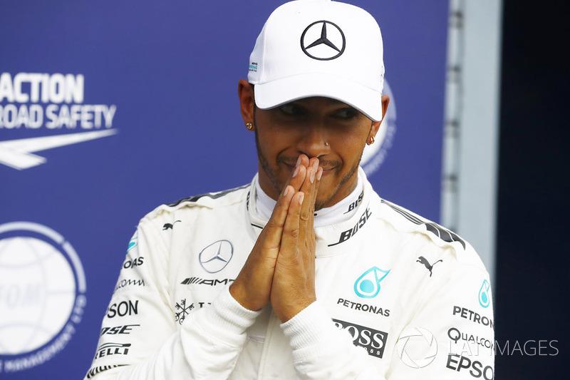 Título que pasó a manos de Lewis Hamilton en el GP de Italia de 2017, donde consiguió la 68ª de su trayectoria.