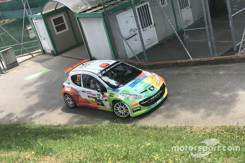 Danilo Pin, Jimmy Grandi, Peugeot 207 S2000, D-Max Swiss