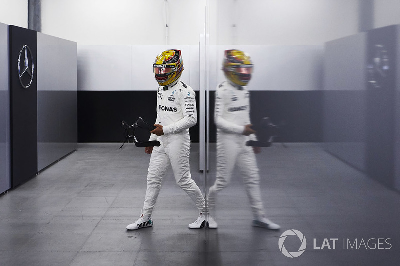 10. Lewis Hamilton, Mercedes AMG F1