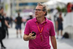 Jacques Villeneuve, Movistar TV
