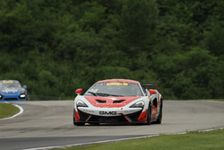#04 GMG Racing McLaren 570S GT4: George Kurtz