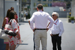 Bernie Ecclestone, Ex-F1-Chef