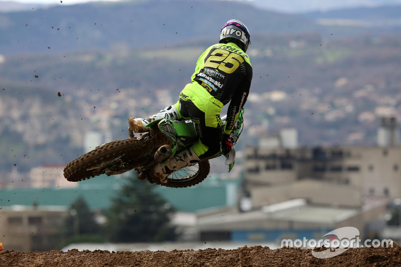Clement Desalle, Monster Energy Kawasaki Team