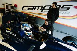 Giedo van der Garde, Campos Racing