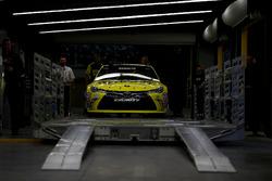 Das Fahrzeug von Matt Kenseth, Joe Gibbs Racing Toyota