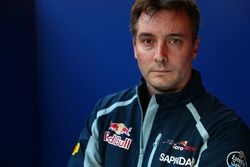 James Key, Technical Director of Scuderia Toro Rosso