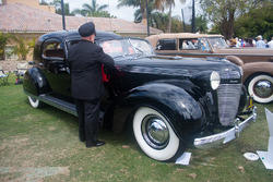 1937 Chrysler Imperial C-15 LeBaron Town Car