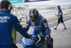 Нобуацу Аоки, Team Suzuki MotoGP
