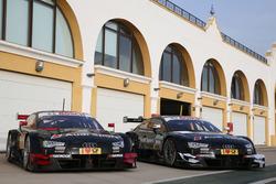 Audi RS 5 DTM Test Cars