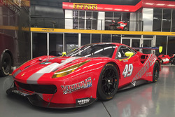 Vicious Rumour Racing Ferrari 488 GT3