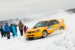 Григорий Трегубов и Елена Василенко, Subaru Impreza WRX STi