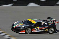 #120 Ferrari de Ontario Ferrari 458: Rick Lovat