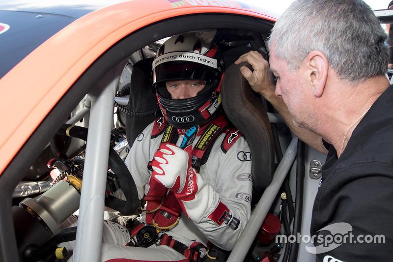 #9 Melbourne Performance Centre Audi R8 LMS Ultra: Christer Joens
