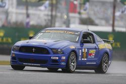 #16 Racers Edge Motorsports Mustang Boss 302R: Chris Beaufait, Paddy McClughan