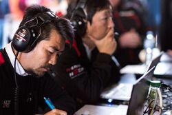 Nissan Nismo team members