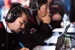 Nissan Nismo teamleden