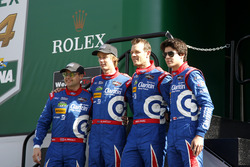 #01 Chip Ganassi Racing Riley DP Ford : Lance Stroll, Alexander Wurz, Brendon Hartley, Andy Priaulx
