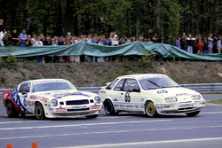 Peter John, Chevrolet Camaro and Klaus Niedzwiedz, Ford Sierra