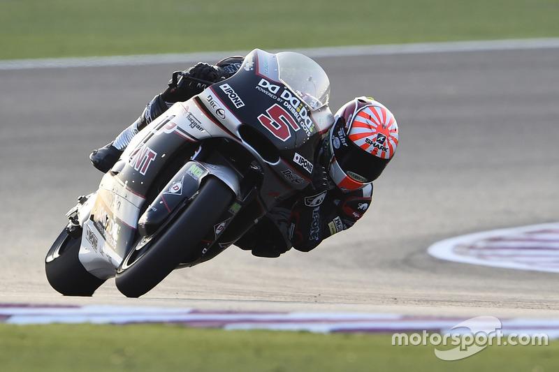 #9: Johann Zarco, Ajo Motorsport