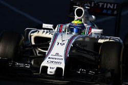 Фелипе Масса, Williams FW38